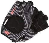 Nike Performance Gloves wolf grey/black/racer pink