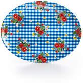 Certified International Frida Melamine Oval Platter