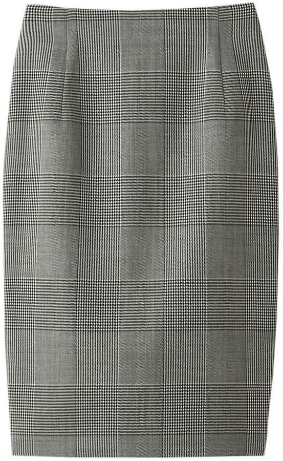 MADISONBLUE (マディソンブルー) - マディソンブルー リバーグレンチェックタイトスカート
