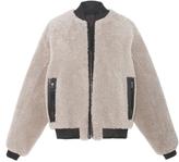 Pologeorgis The Tomboy Beige Jacket