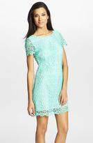 Cynthia Steffe 'Reese' Lace Sheath Dress