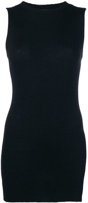 Cashmere In Love Cashmere Ribbed Vest