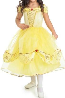 Little Adventures Yellow Princess Dress