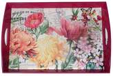 Michel Design Works Decoupage Wooden Tray