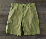 Madda Fella The Buccaneer Cargo Shorts - Palm Green