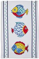 Sur La Table Positano Fish Towel