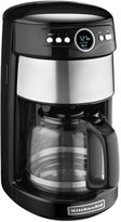KitchenAid 14-Cup Glass Carafe Coffee Maker - Onyx Black - KCM1402OB