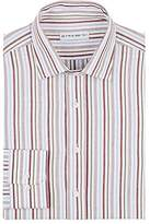 Etro MEN'S STRIPED COTTON SHIRT