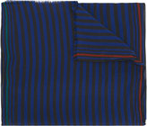 Paul Smith striped scarf - men - Silk/Viscose - One Size