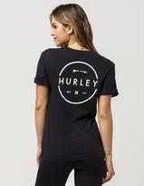 Hurley Arrowhead Womens Tee