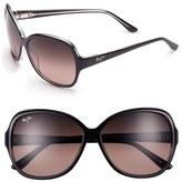 Maui Jim 'Maile' 60mm Sunglasses