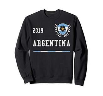 Argentina Football Jersey 2019 Argentinian Soccer Jersey Sweatshirt