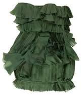 Aquilano Rimondi Aquilano.Rimondi Strapless Mini Dress