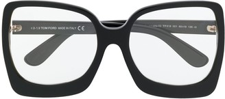 Tom Ford Oversized Square Glasses