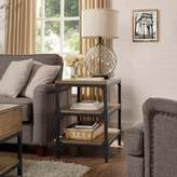 Crosley Trenton End Table in Coffee