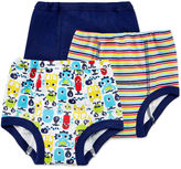 JCPenney Okie Dokie 3-pk. Training Pants - Toddler Boys 2t-3t