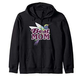 Mama Life Best Mom Mother Women Mommy Nana Gifts Zip Hoodie