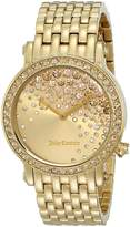 Juicy Couture Women's 1901280 La Luxe Analog Display Quartz Watch
