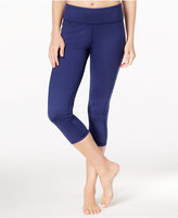 Gaiam Luxe Yoga Capri Leggings