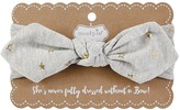 Mud Pie Knot Bow Headband Headband