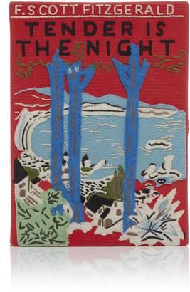 Olympia Le-Tan Olympia Le Tan Fitzgerald Book Clutch