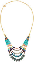 Nakamol Layered Multi-Stone Beaded Necklace