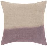 Surya Dip Dye Decorative Pillow