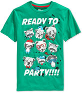 Epic Threads Boys' Ready To Party Animal T-Shirt, Only at Macy's