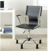 Safavieh Home Collection Kyler Black Desk Chair