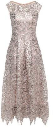 Talbot Runhof 3/4 length dress