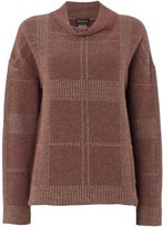 Barbour Tiree cashmere mix knit