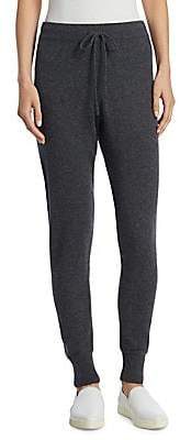 Saks Fifth Avenue Women's COLLECTION Cashmere Drawstring Joggers