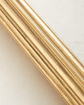 Vince 8'L Fluted Wood Drapery Rod