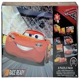 Disney Cars 3 Eight-Piece Puzzle Set