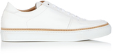 No.288 NO. 288 Grand low-top leather trainers