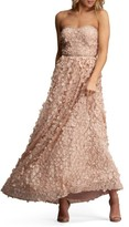 ECI Women's Embellished Gown