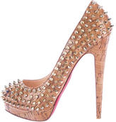 Christian Louboutin Spike Platform Pumps