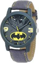 Batman Kids' BAT9041 Canvas Strap Watch