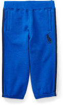 Ralph Lauren Cotton-Blend-Fleece Pant