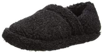 WOOLSIES Unisex Adults' Nanuq-100% Natural Wool-Woolmark Certified Low-Top Slippers, Graphite Grey)