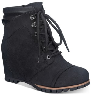American Rag Lizzie Booties, Created For Macy's Women's Shoes
