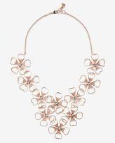 Ted Baker Floral cluster necklace