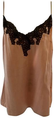 Agent Provocateur Multicolour Silk Top for Women