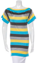 M Missoni Colorblock Cutout Tunic w/ Tags