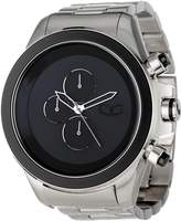Vestal Men's ZR3024 ZR-3 Minimalist Black Watch