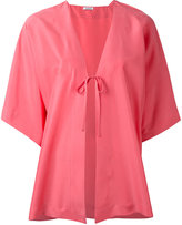 P.A.R.O.S.H. Siaxy blouse - women - Silk - XS