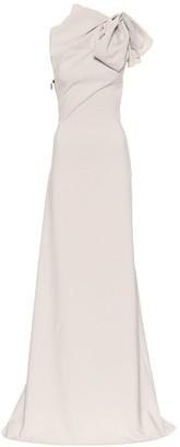 Maticevski Captivate stretch-crepe gown