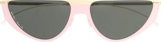 Mykita x Martine Rose Selina sunglasses