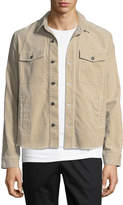 ATM Anthony Thomas Melillo Garment-Washed Corduroy Over Shirt