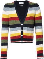 Thom Browne striped cardigan